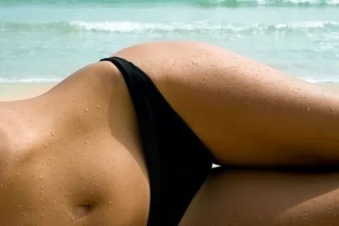 Brazilian or Hollywood Strip or Hot Wax with Optional Underarm Wax at Singhar Beauty...
