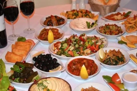 Eleven-Course Lebanese Tasting Menu for Up to Six at Yamal Alsham, Chelsea (Up to 68% Off)