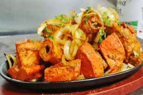 Mixed Grill with Naan and Beer or Wine for Two, Four or Six at Chillibite Bar & Grill (Up...
