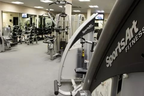 One-Month Gym Membership For One (£9.90) or Two (£18.90) at Impact Health and Fitness