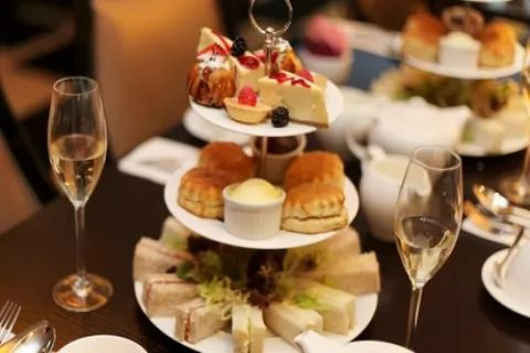 Afternoon Tea for Two with Optional Champagne at Doubletree By Hilton London - Greenwich...