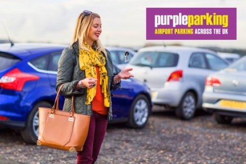 Up to 35% Off Airport Parking with No Additional Booking Fees from Purple Parking,...