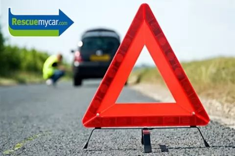 12-Month Local or National Roadside Recovery from Rescuemycar.com