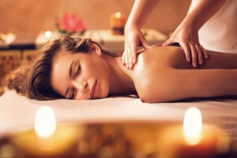 30-Minute Oil Back Massage or 60-Minute Full-Body Massage at Boudoir Hair And Beauty (Up...