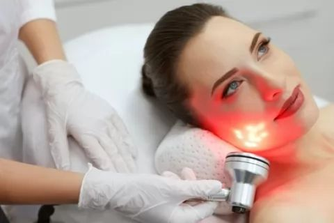 Dermaplaning, Chemical Peel and LED Light Treatment Package at Beauty Lounge (76% Off)