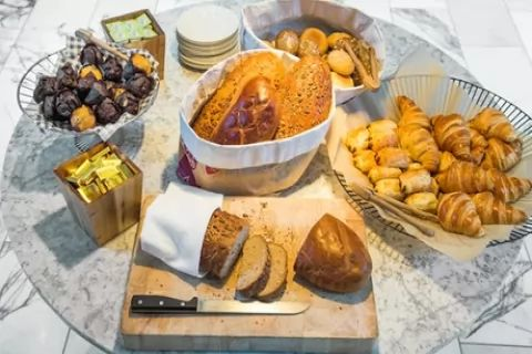 Brunch with Optional Buck's Fizz or Bottle of Prosecco to Share for Two at Radisson Blu...