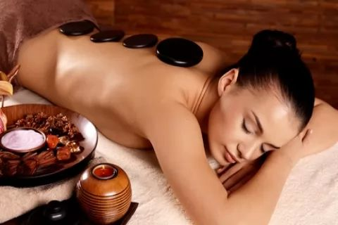 Choice of Back, Neck and Shoulder or Full Body Massage at The Beauty Hub