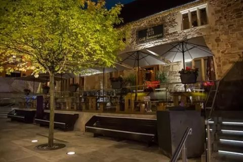 Two-Course Meal and Hot Drink for Up to Six at Fifteen Seventy Three Bar And Grill (Up to...