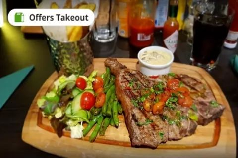 Choice of Steak Meal with Side for Two or Four at Le Madison (Up to 41% Off)