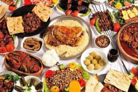 10 or 20 Meze to Share to Share at Turkish Kitchen (Up to 61% Off)