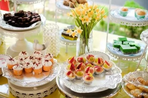 The Palace Afternoon Tea for Up to Four at The Palace Hotel (Up to 36% Off)