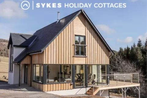Sykes Cottages: UK Holiday Cottages & Staycations 7 nights from only £183