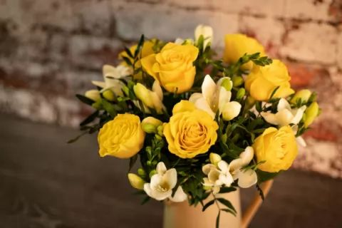 Next Day Flowers: From only £12.99 + FREE Chocolates with selected bouquets