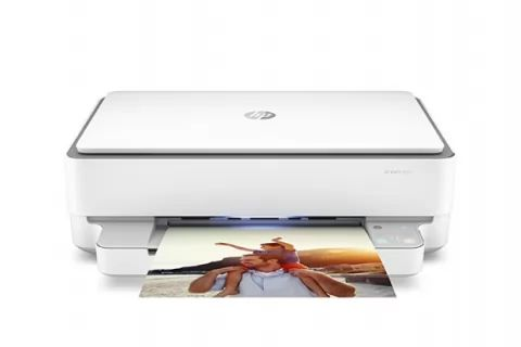 HP ENVY 6020 All-in-One Printer with Wireless Printing, Instant Ink with 3 Months Trial,...