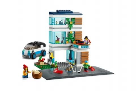 Feature Rich Eco-House Playset