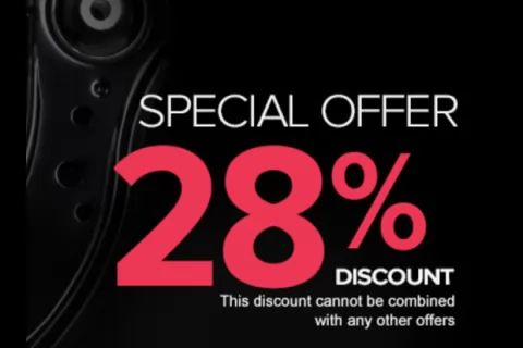 Special Offer -Take 28% off
